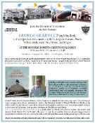 George Geary Lunch Lecture & Book Signing